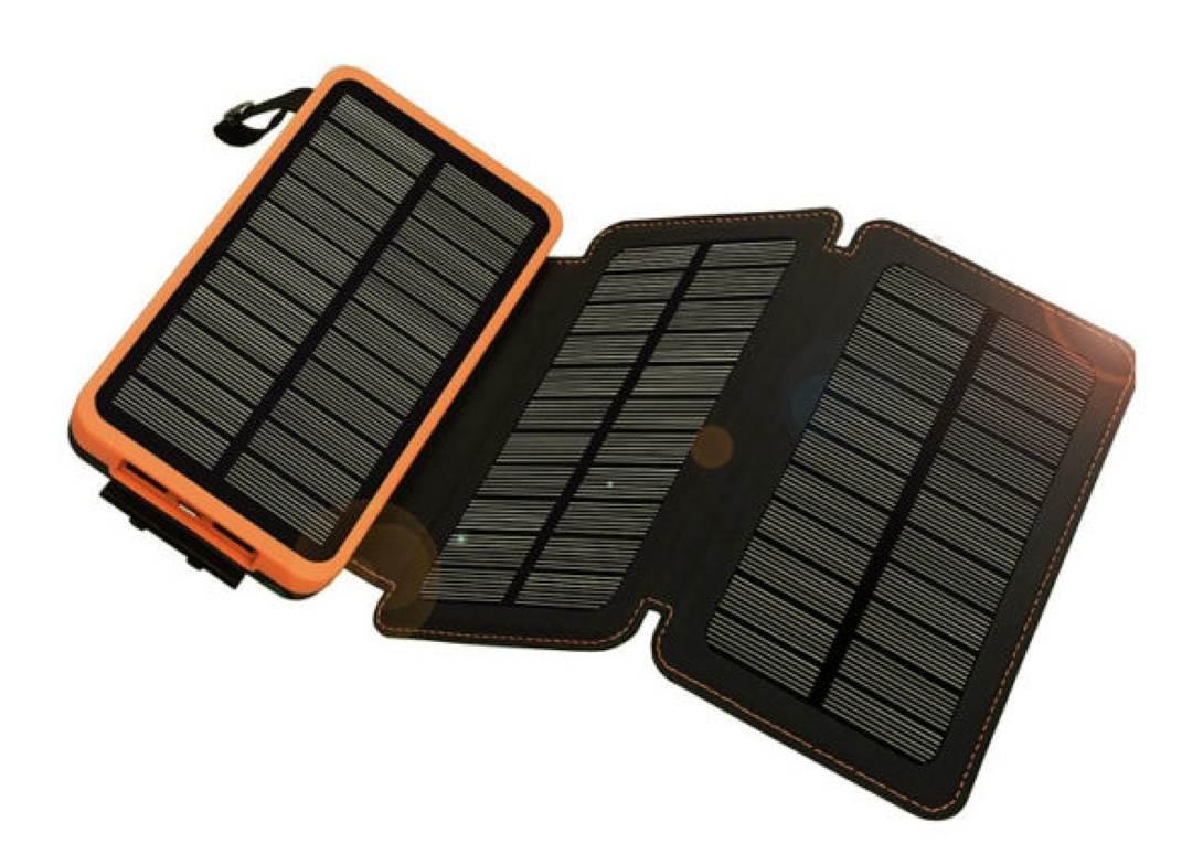 Características de la batería solar