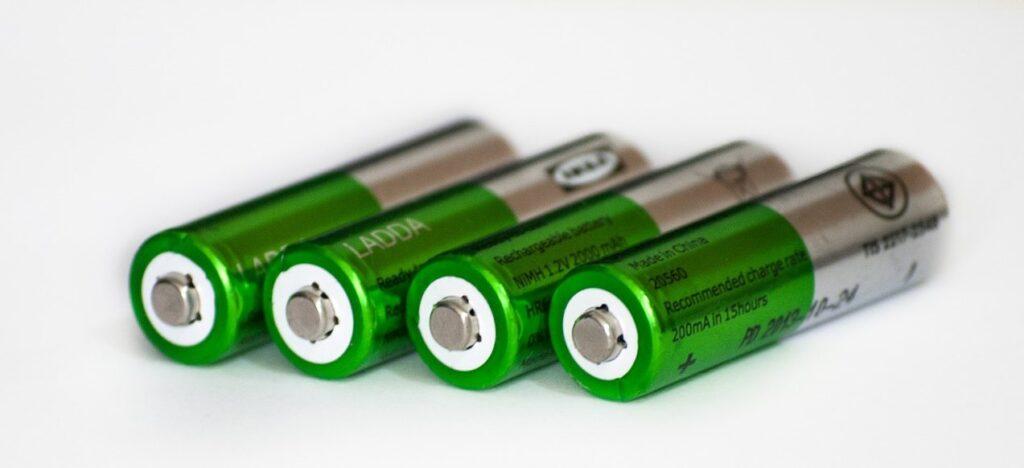 En qué consiste una batería recargable