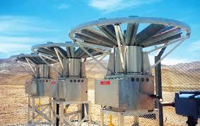 Generadores termoeléctricos